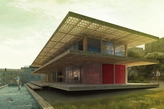 Container Vacation House m