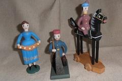 Drevene hracky vystava