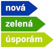 Logo Nova zelena usporam