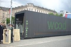 WoodBox Blava 1m