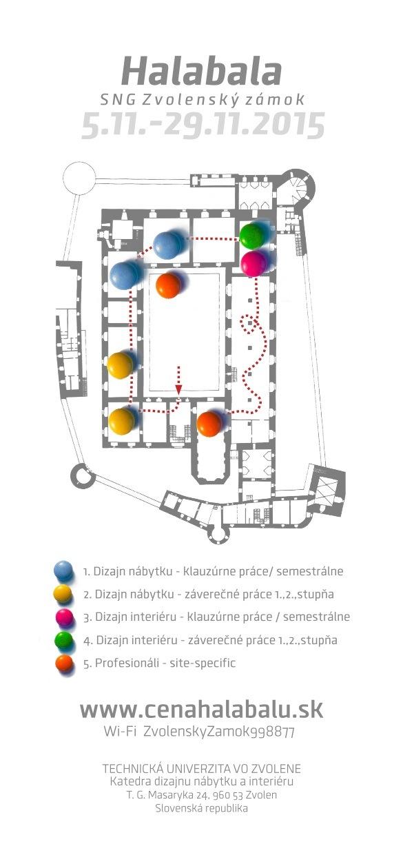 Halabala-plan expozicie
