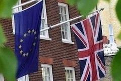 Brexit vlajky
