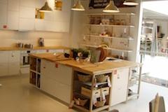 IKEA kuchyn