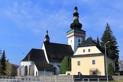 Kostol Handlova m