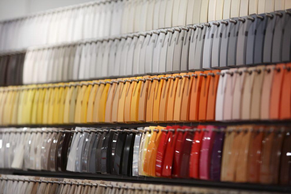 Ve firmě Ostermann lze požádat o vzorek kterékoli hrany z jejího širokého sortimentu. Foto: archiv Ostermann