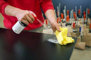 Tipy a triky od expertů Ostermann ohledně čištění materiálů