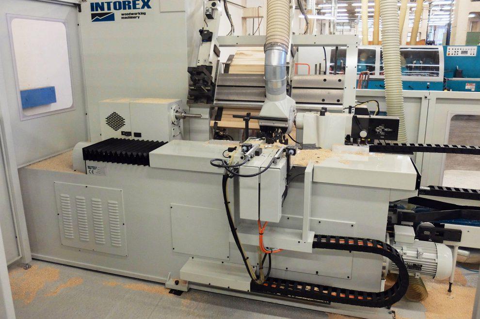 Nová CNC linka na výrobu soustružených polotovarů v TONu