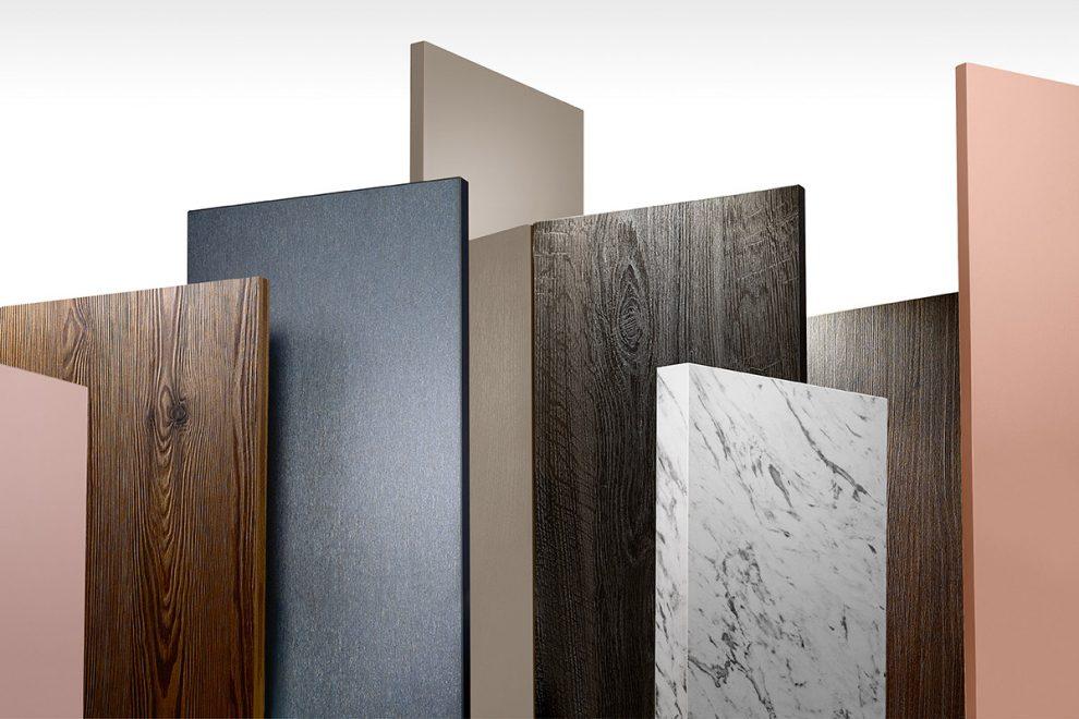 Objevte možnosti nové EGGER kolekce dekorativních materiálů