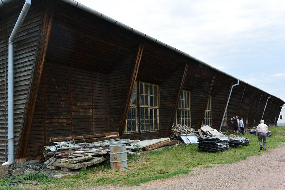 Působení dřevěných konstrukcí v nepříznivých podmínkách (2. část)