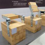Funkční kování pro čalouněný nábytek