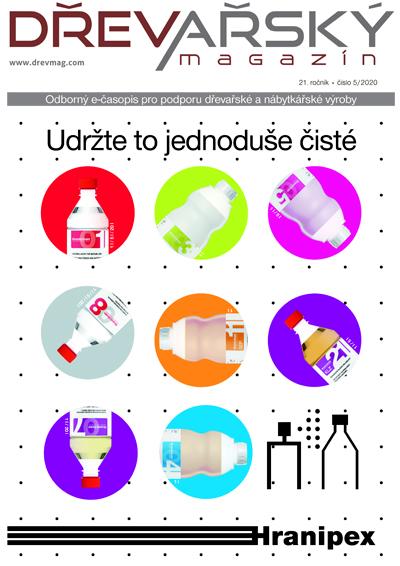 Drevársky magazín 5 - rok 2020