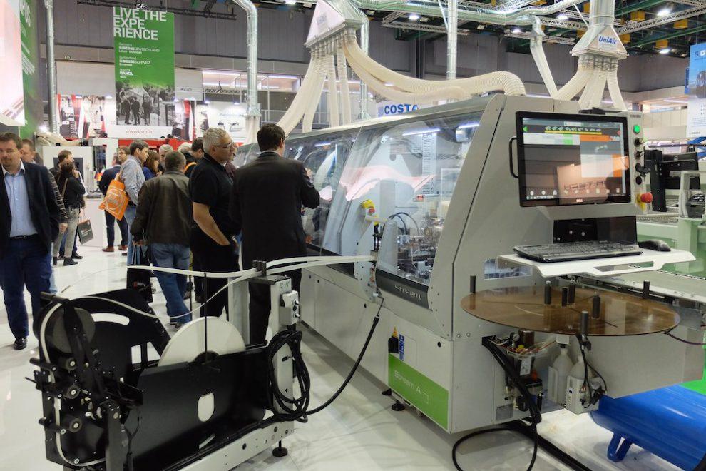 Loňský rok nebyl pro italské výrobce dřevoobráběcích strojů příznivý