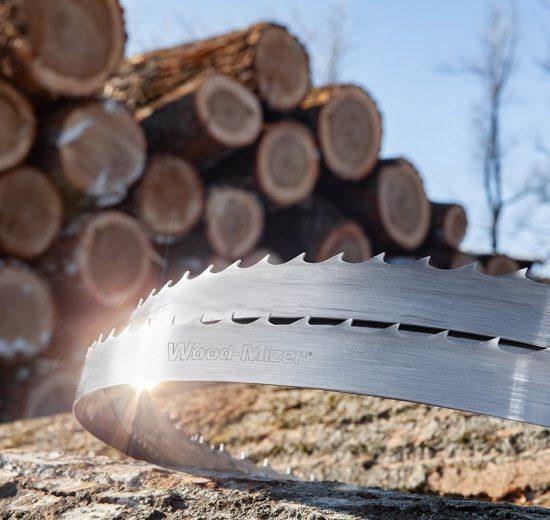 StartCUT — nový rad pílových pásov Wood-Mizer