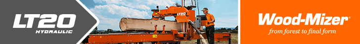 Wood-Mizer LT20 promo 728 x 90