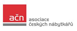 Asociace českých nábytkářů: AČN - logo