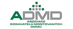 Asociace dodavatelů montovaných domů - logo