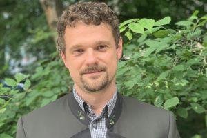 Generálny riaditeľ š.p. LESY SR Ing. Matej Vigoda. Foto: archív š.p. LESY SR