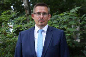 Ing. Róbert Kanás, nový riaditeľ štátneho podniku Agrokomplex NÁRODNÉ VÝSTAVISKO v Nitre. Foto: archív MPRV SR