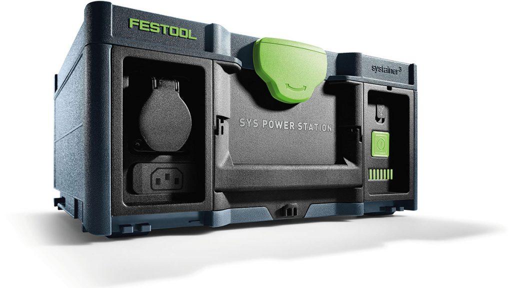 SYS-PowerStation Festool