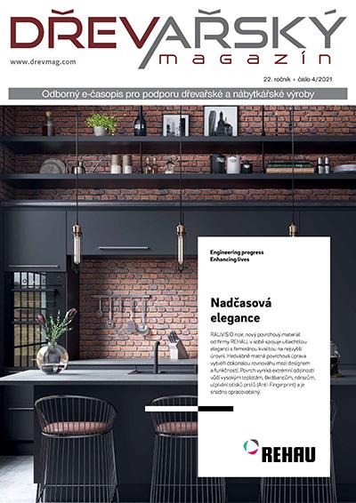Drevársky magazín 10 - rok 2020